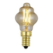 Elstead LP/FM25W/E14/RET | Light Bulbs 25W E14 Retro-Style Light Bulb