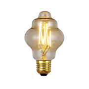 Elstead LP/FM60W/E27/RET | Light Bulbs 60W E27 Retro-Style Light Bulb