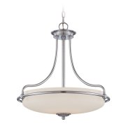 Elstead QZ/GRIFFIN/P C | Griffin 4 Light Pendant - Polished Chrome