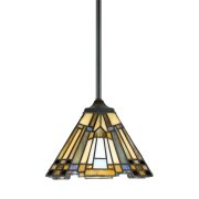 Elstead QZ/INGLENOOK/MP | Inglenook 1 Light Mini Pendant