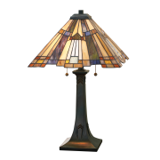 Elstead QZ/INGLENOOK/TL | Inglenook 2 Light Table Lamp