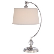 Elstead QZ/JENKINS/TL PN | Jenkins 1 Light Table Lamp