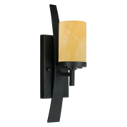 Elstead QZ/KYLE1 | Kyle 1 Light Wall Sconce With 1 Light