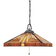 Elstead QZ/STEPHEN/3P | Stephen 3 Light Pendant