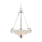 Elstead QZ/SUTTON PL/P | Uptown Sutton Place 4 Light Pendant Light