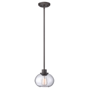 Elstead QZ/TRILOGY/MP | Trilogy 1 Light Pendant