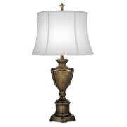 Elstead SF/CITY HALL | City Hall 1 Light Table Lamp