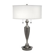 Elstead SF/GATSBY AN | Gatsby 2 Light Table Lamp