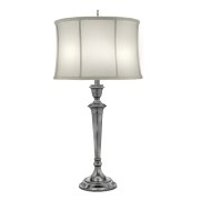 Elstead SF/SYRACUSE AN | Syracuse 1 Light Table Lamp - Antique Nickel