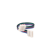 FlEXIBLE CONNECTOR FOR FLEX- STRIP LED RGB/W - BIG WHITE LA 552462