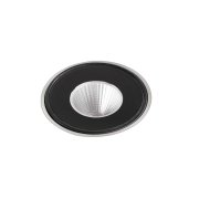 FRUM INOX RECESSED LED 5W 3000K 24º